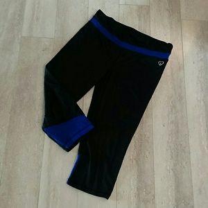 Crop Length Yoga Pants